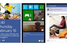 Facebook for Windows Phone 8