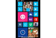 Nokia Dual Sim WIndows Phone