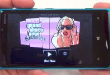 GTA SanAndreas Windows Phone