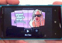 GTA SanAndreas Windows Phone