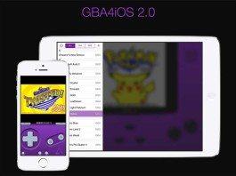 GBA Emulator iOS