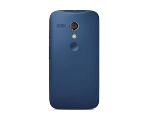 Moto G Blue