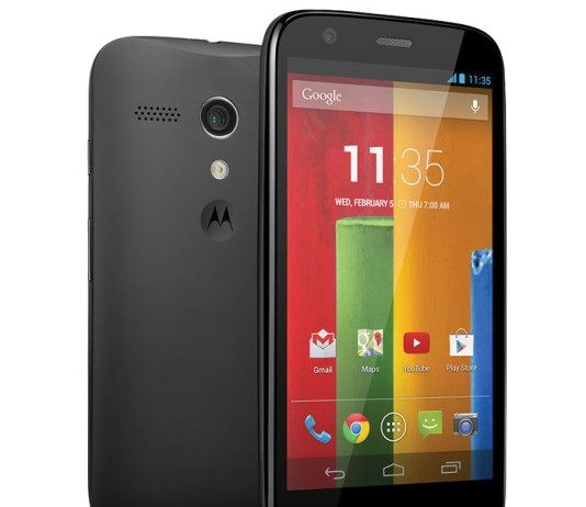 Motorola G Review