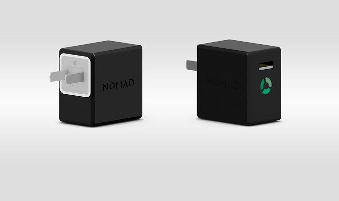 Nomadplus Apple Charger