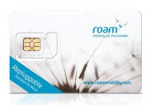 Roam Mobility SIM 4G LTE