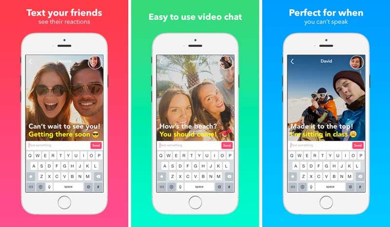 Yahoo Livetext Video Messenger