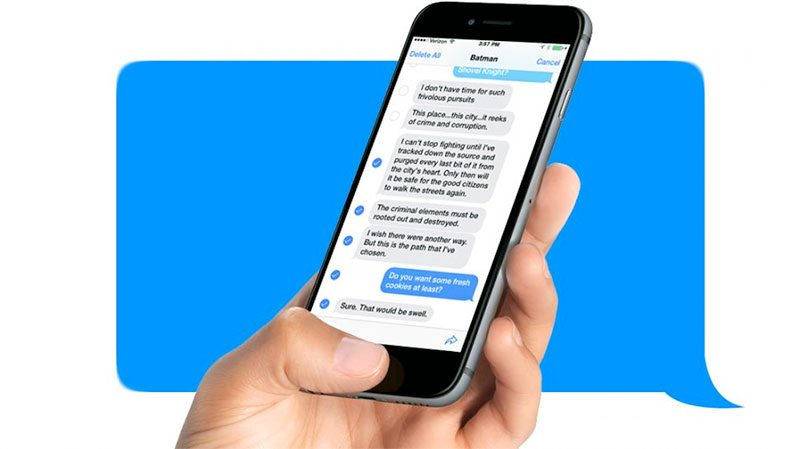 How to forward text messages on iPhone
