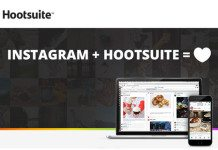 Instagram on Hootsuite