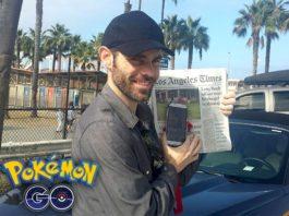 Chris McBride Pokemon GO