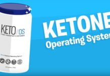 KETO//OS Ketone Operating System