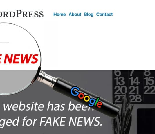 Google News Initiative Wordpress Fake News