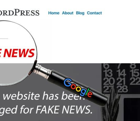 Google News Initiative Wordpress Fake News