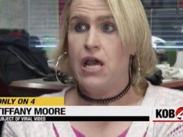 Transgender Tiffany Moore Gamestop