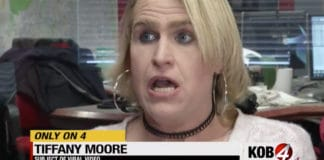 Transgender Tiffany Moore Gamestop