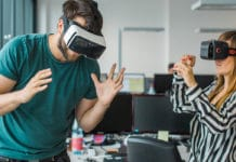 Vantage Point VR Anti-Sexual Harassment Training