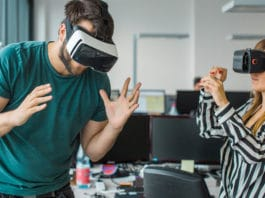 Vantage Point VR Anti-Sexual Harassment Training