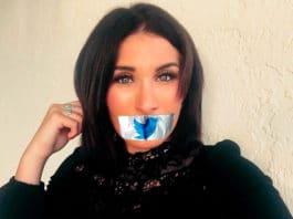 Laura Loomer Censorship Twitter