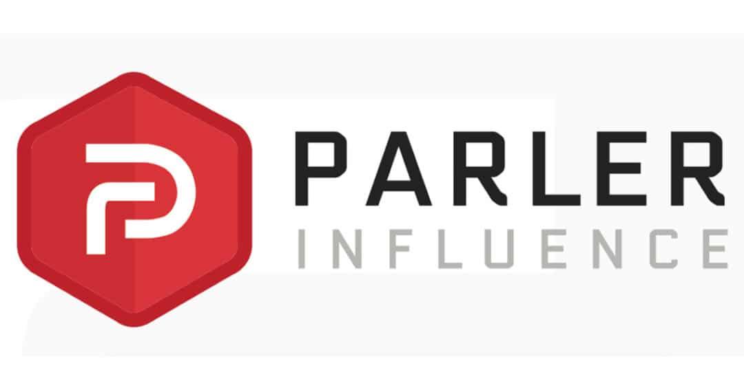 Parler influence badges