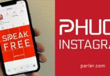 Parler Phuck Instagram