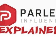 Parler Verification Badges Explained