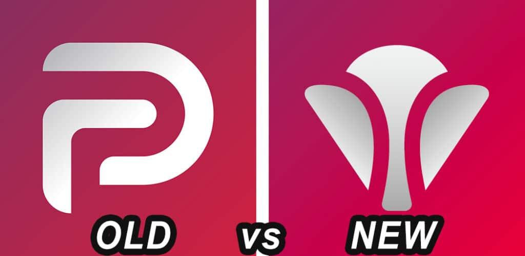 New Parler Logo
